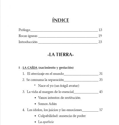 Fibonacci y el alma humana - Indice 1